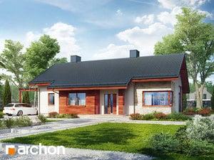 Projekt domu ARCHON+ Dom pri lianách