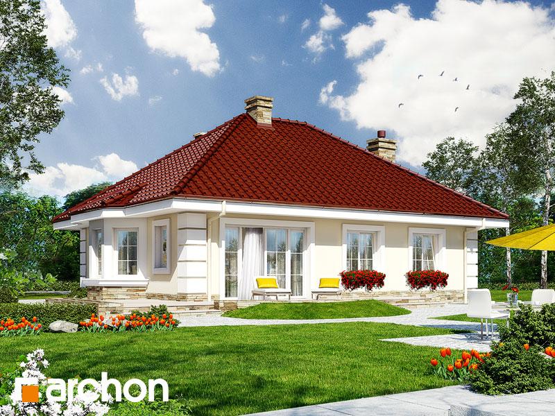 Dom uprostred lotosu 2 ver.2 - Vizualizácia 2