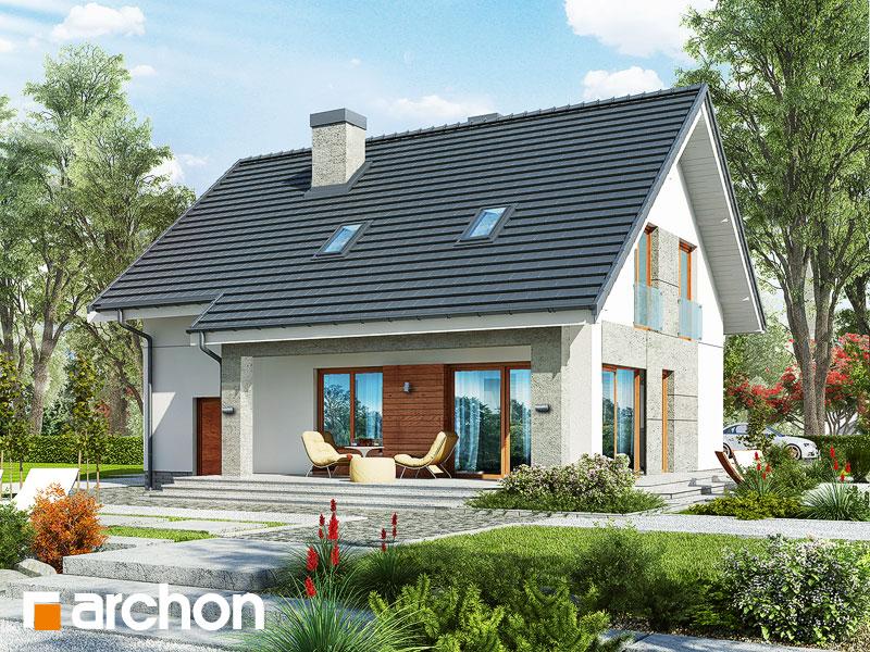 Dom v krásnoplodkách 2 (P) - Vizualizácia 2