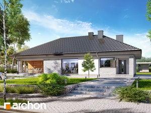 Projekt domu ARCHON+ Dom pri močiarnych kvetoch 4
