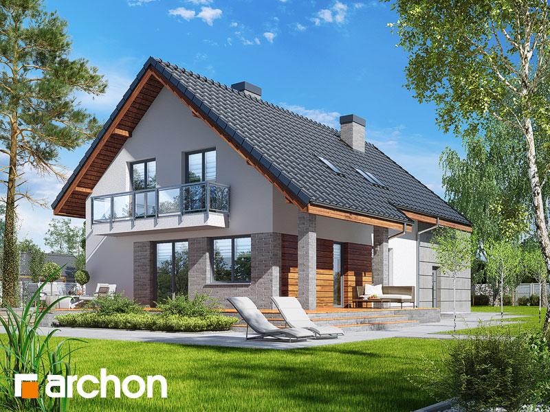 Dom v idaredách 7 (G2) - Vizualizácia 2
