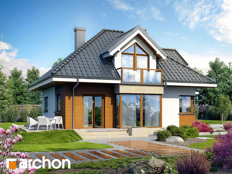 Dom v rukole (G2N) ver.2 - Vizualizácia 2