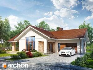 Projekt domu ARCHON+ Dom pod višňami 2