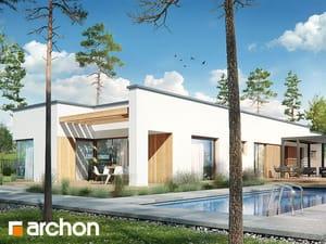 Projekt domu ARCHON+ Dom pri humne