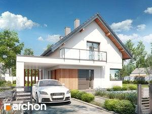 Projekt domu ARCHON+ Dom pri Veronike lekárskej