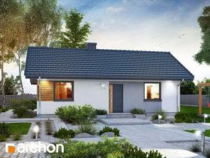 Projekt domu ARCHON+ Dom medzi brečtanom 2