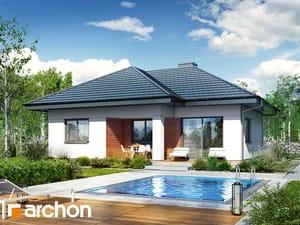 Projekt domu ARCHON+ Dom pod goldenami