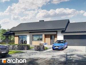 Projekt domu ARCHON+ Dom v galách 7 (G2)