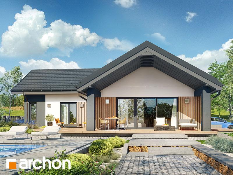 Dom v galách 7 (G2) - Vizualizácia 2