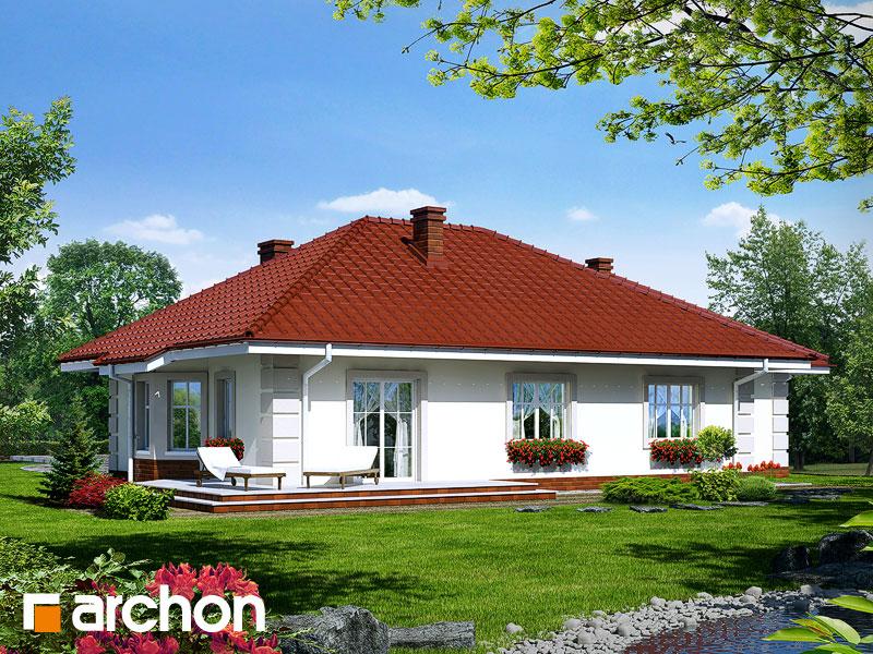 Dom pod jarabinou (G) ver.2 - Vizualizácia 2