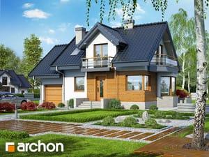 Projekt domu ARCHON+ Dom v medničke (N) ver.2