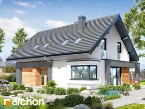 Projekt domu ARCHON+ Dom v malinčí  8 (G)