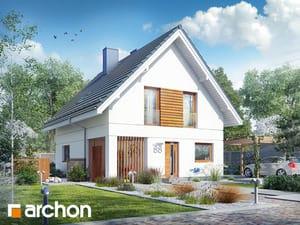 Projekt domu ARCHON+ Dom pod borovicou