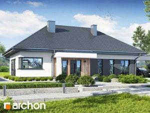 Projekt domu ARCHON+ Dom pod jabloňami 12