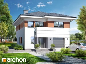Projekt domu ARCHON+ Vila Julia 7