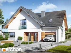 Projekt domu ARCHON+ Dom v medúnkach