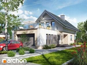 Projekt domu ARCHON+ Dom pri schizandre (G2)