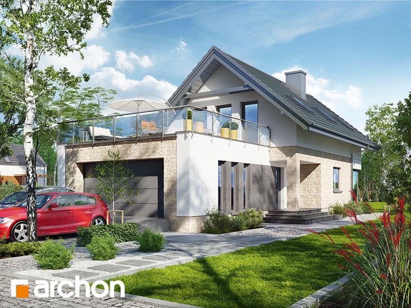 Dom pri schizandre (G2) - Vizualizácia 1