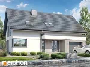Projekt domu ARCHON+ Dom pod liči 7 (N)