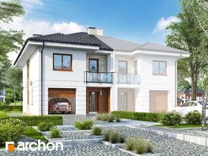 Projekt domu ARCHON+ Vila Amélia (B) ver.2