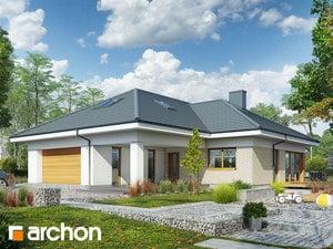 Projekt domu ARCHON+ Dom Aura 2 (G2)