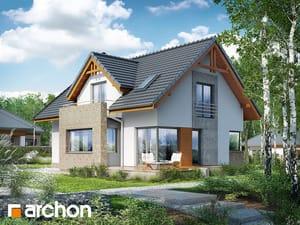 Projekt domu ARCHON+ Dom pod liči 4