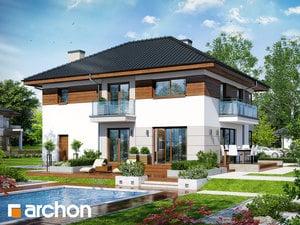 Projekt domu ARCHON+ Vila Emma