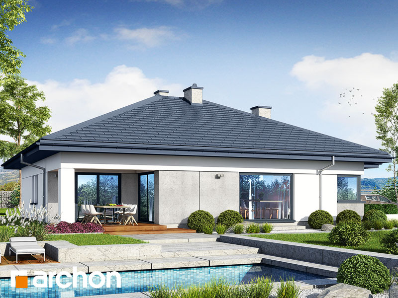 Dom v jonagoldách 8 (G2) - Vizualizácia 2
