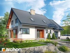 Projekt domu ARCHON+ Dom rodinného šťastia