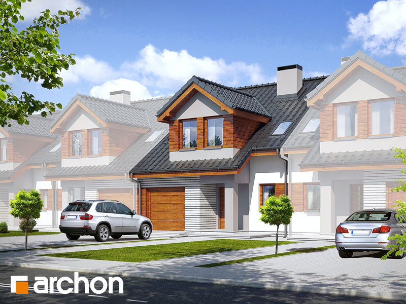 Dom v plamienkoch 9 (S) ver.2 - Vizualizácia 1