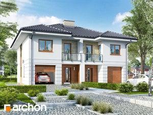Projekt domu ARCHON+  Vila Amélia (R2) ver.2