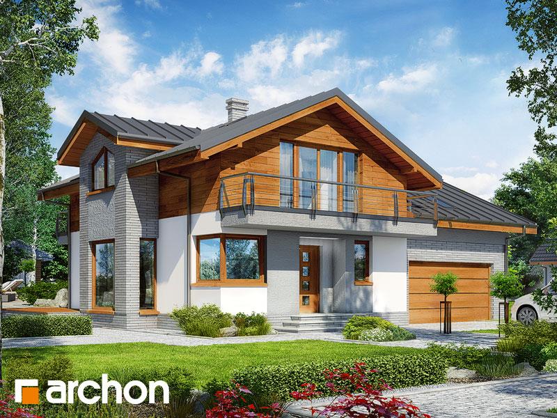 Dom v budlejách 4 (G2) - Vizualizácia 1