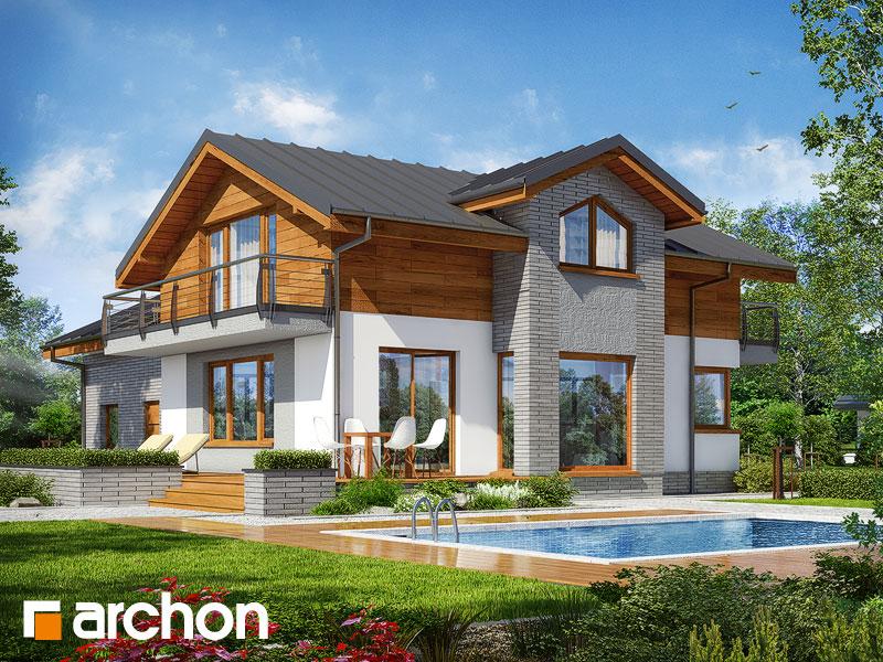 Dom v budlejách 4 (G2) - Vizualizácia 2