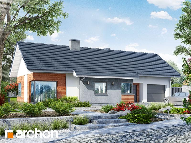 Dom v galách (G) - Vizualizácia 2