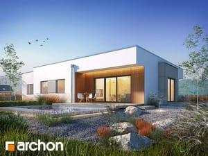 Projekt domu ARCHON+ Dom v paróciách 2 (G2)