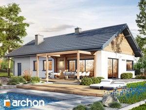 Projekt domu ARCHON+ Dom pod jabloňami 9 (G)