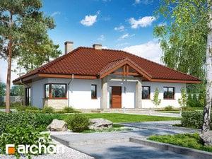 Projekt domu ARCHON+ Dom v santolíne 2