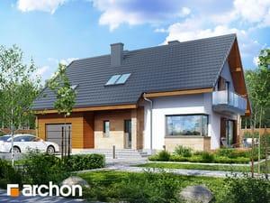 Projekt domu ARCHON+ Dom v idaredách 5