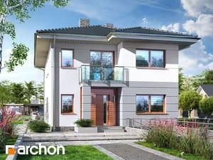 Projekt domu ARCHON+ Vila Júlia 8 (P)