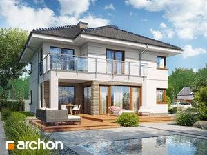 Projekt domu ARCHON+ Vila Eliza 4 (G2)