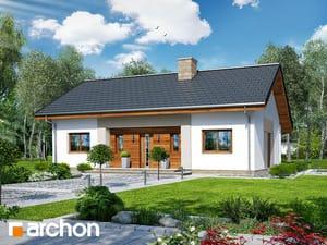 Projekt domu ARCHON+ Dom v kostravách