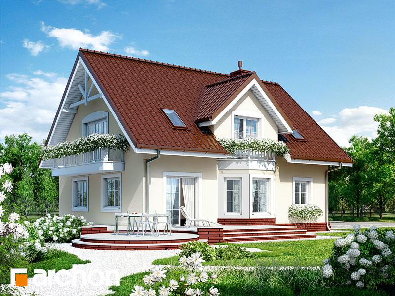 Dom v očianke (G2) ver.2 - Vizualizácia 2