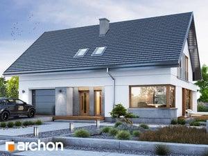Projekt domu ARCHON+ Dom v idaredách 11