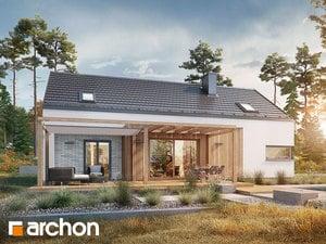 Projekt domu ARCHON+ Dom pod smrekom 3