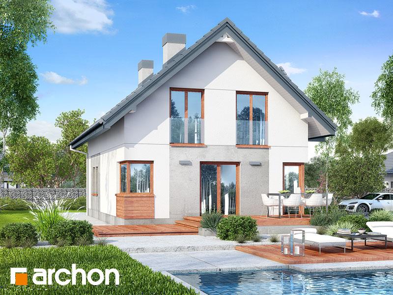 Dom v heucherách 10 - Vizualizácia 2