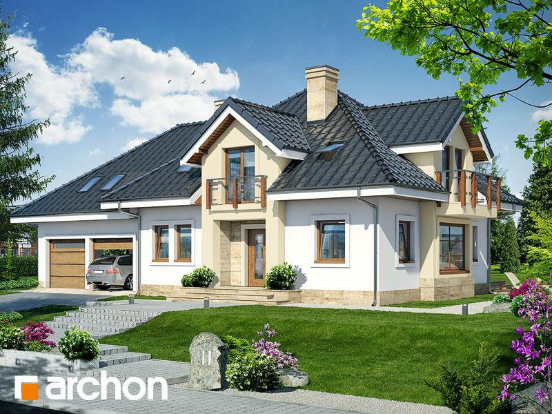 Dom v hyacintovcoch (G2) Termo - Vizualizácia 1