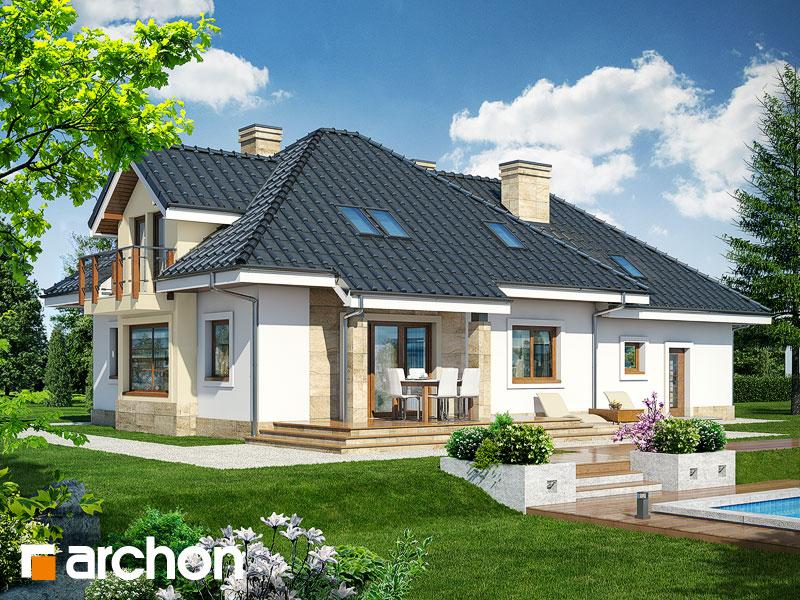 Dom v hyacintovcoch (G2) Termo - Vizualizácia 2
