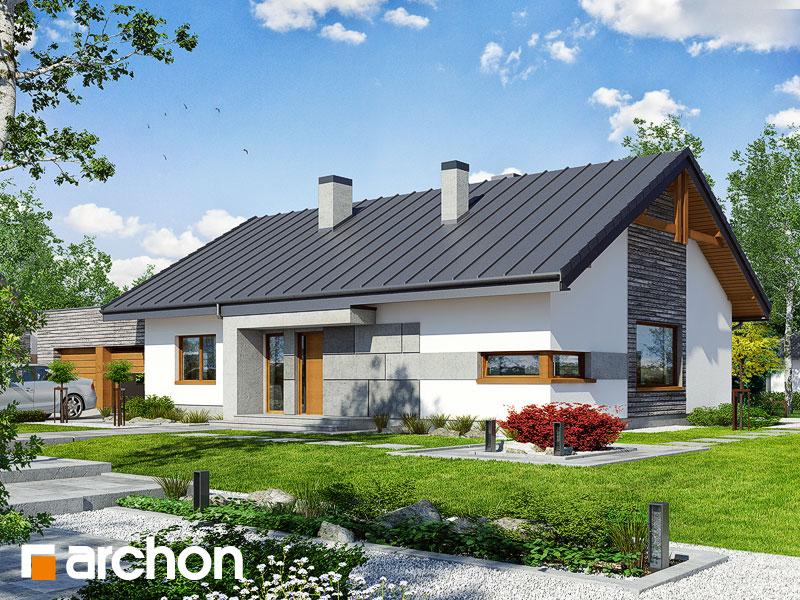 Dom pod jarabinou 8 (G2N) - Vizualizácia 1