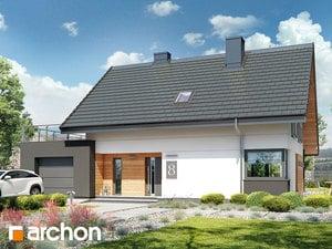 Projekt domu ARCHON+ Dom v malinčí G