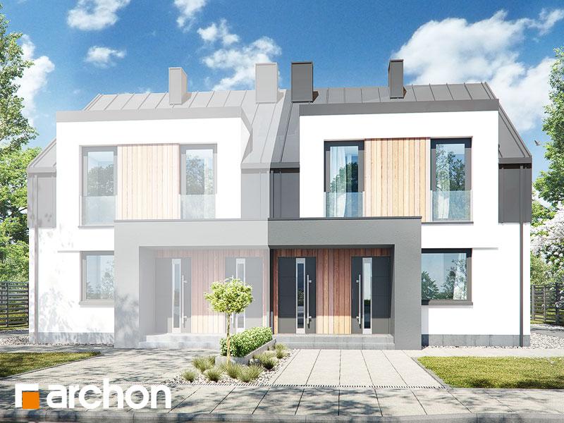 Dom medzi macoškami 7 (R2B) - Vizualizácia 2